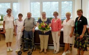 40 Jähriges Dienstjubilaeum Frau Lifeld_klein